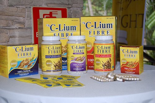 c-lium fiber capsule for weight loss